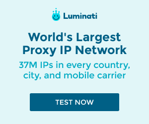 4g / lte mobile proxies