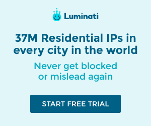 How Luminati Proxy Works