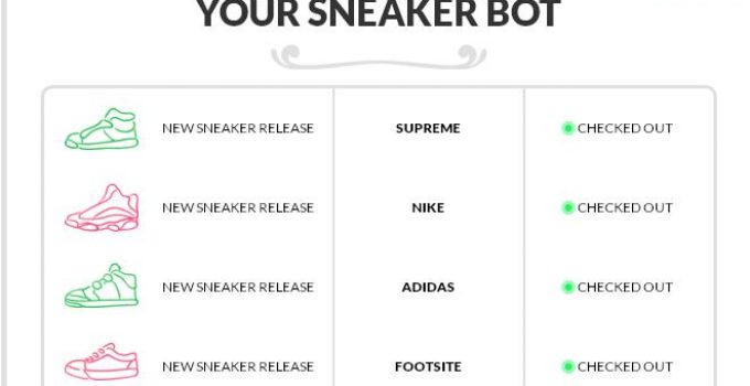Use Adidas Proxies to Get Adidas Sneakers